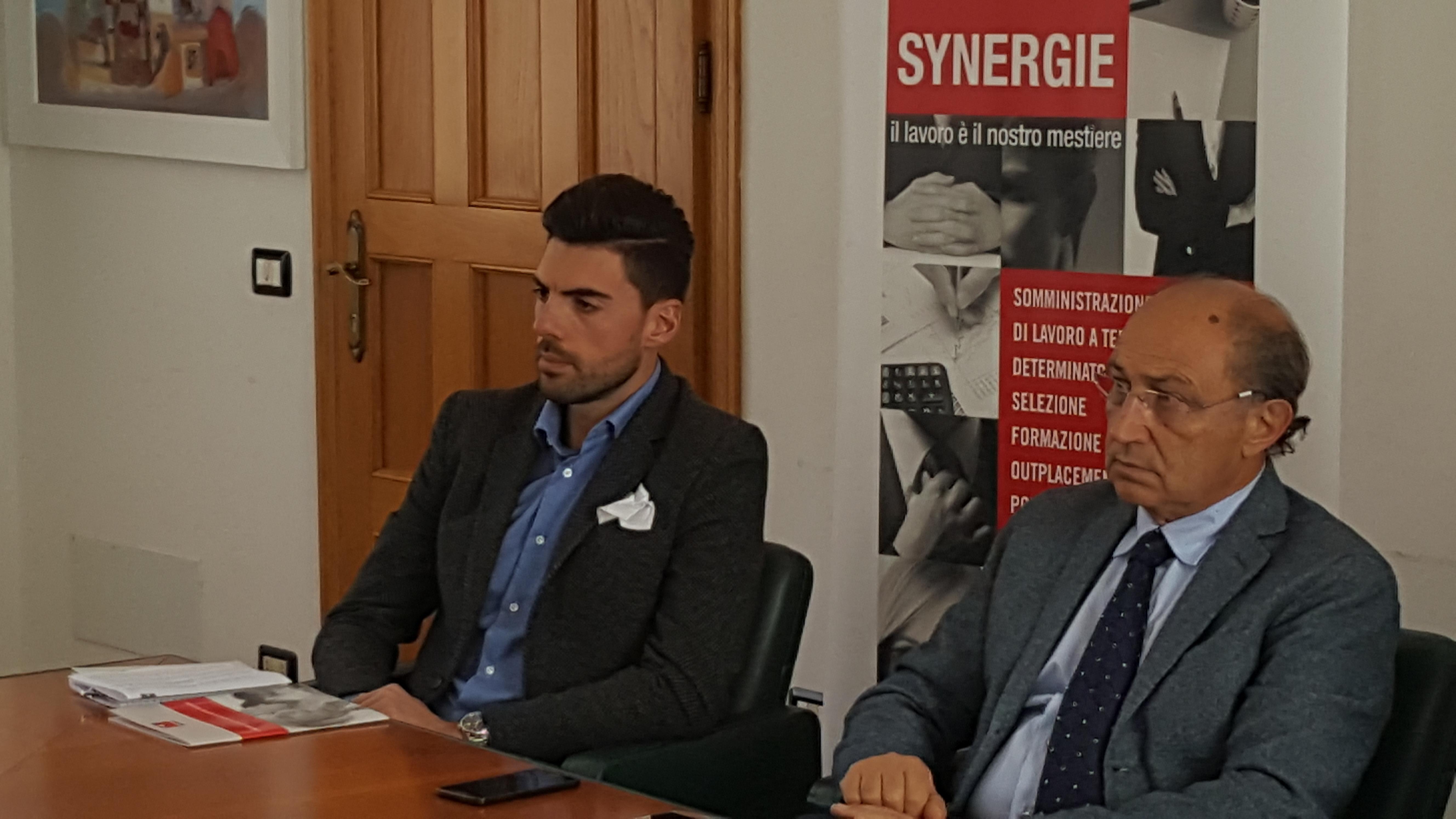 L'intervento di Synergie Italia s.p.a.