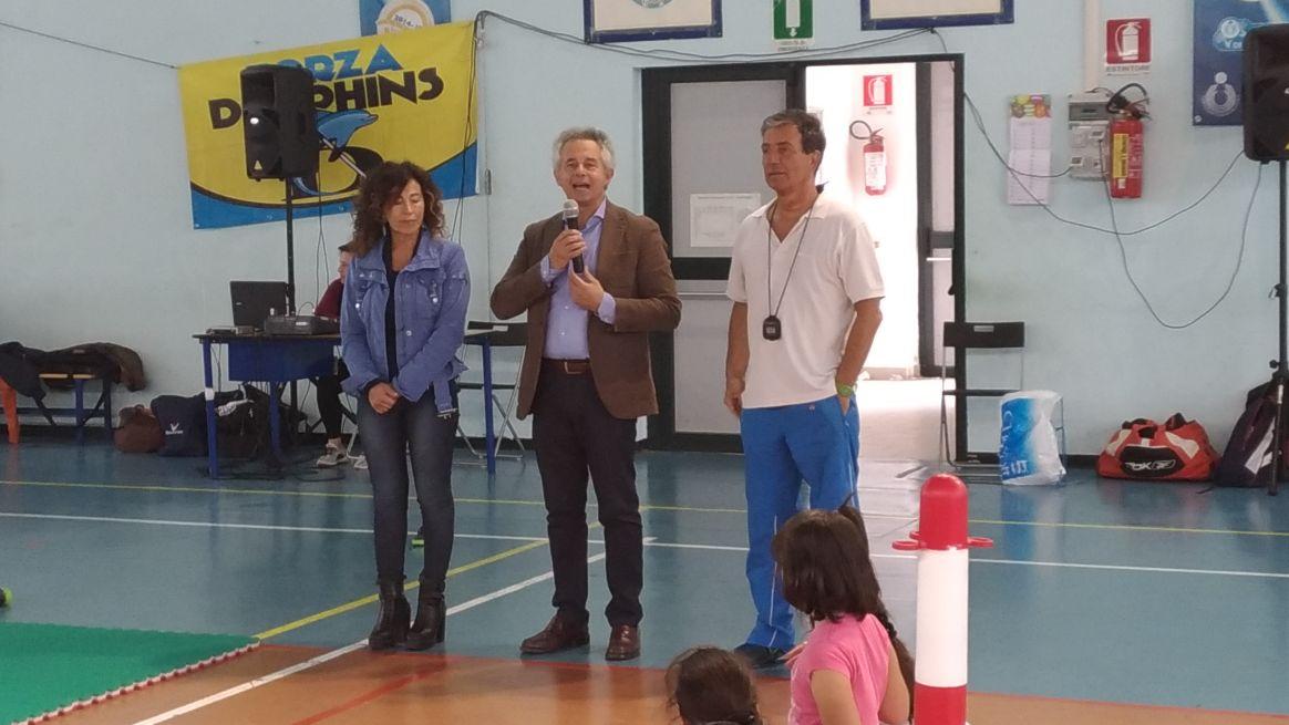 Giornata dello sport con le scuole 20/05/2017